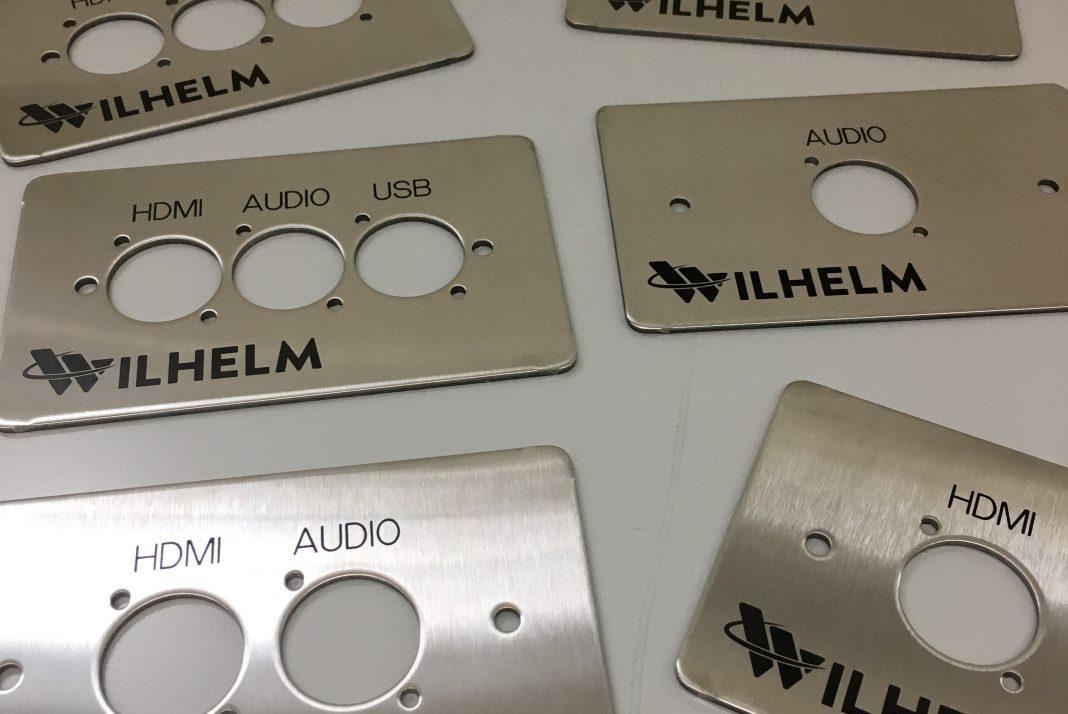 Engraved Audio Visual Panels – Jentech Designs